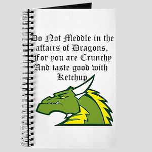 Dragon Affairs Journal