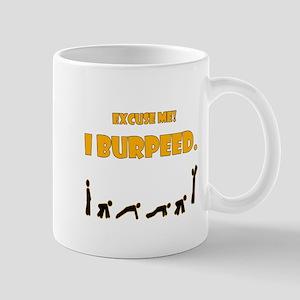 I Burpeed Mug