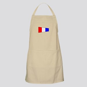 Pennant Flag Number 3 Apron