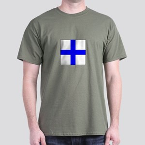 ICS Flag Letter X T-Shirt