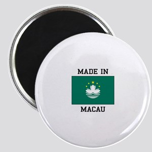 Made in Macau Magnets