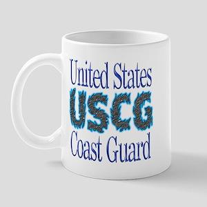 USCG Chrome Mug