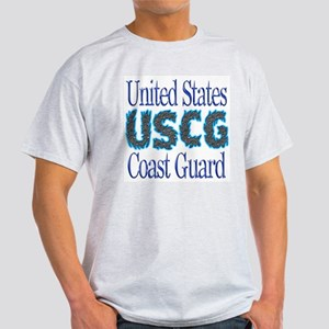 USCG Chrome Light T-Shirt