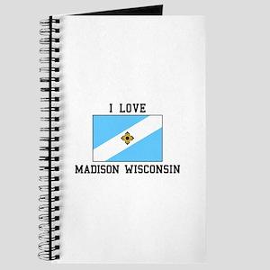 I Love Madison, Wisconsin Journal
