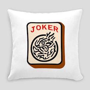 Joker Everyday Pillow