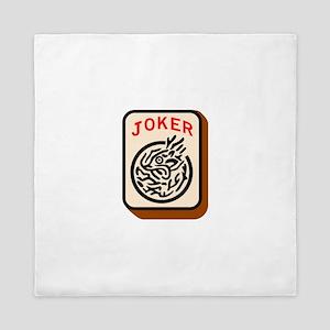 Joker Queen Duvet