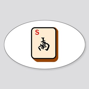 Mahjong South Sticker