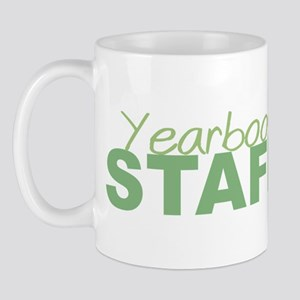 Yearbook Staff Mug