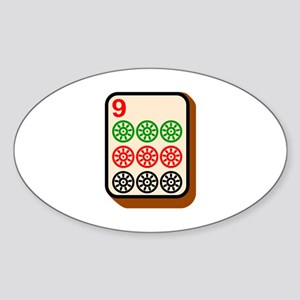 Mahjong Tile Sticker