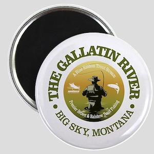 Gallatin River Magnets