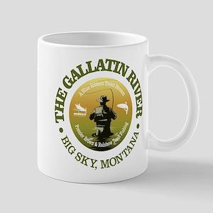 Gallatin River Mugs