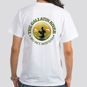 Gallatin River T-Shirt