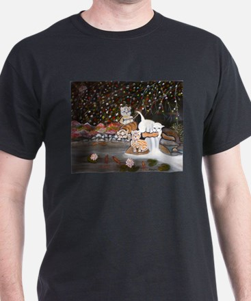 Cats in the wild T-Shirt