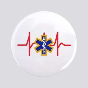 Star Of Life Button