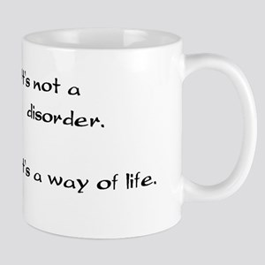 no disorder Mugs