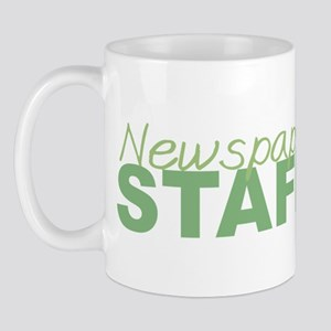 Newspaper Staff Mug
