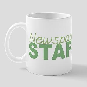 Newspaper Staff Mug