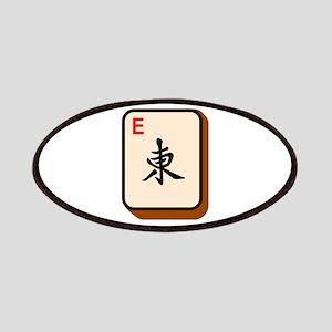 Mahjong East Patch