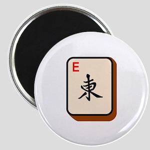 Mahjong East Magnets