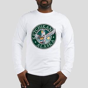 Ketchikan, AK Long Sleeve T-Shirt