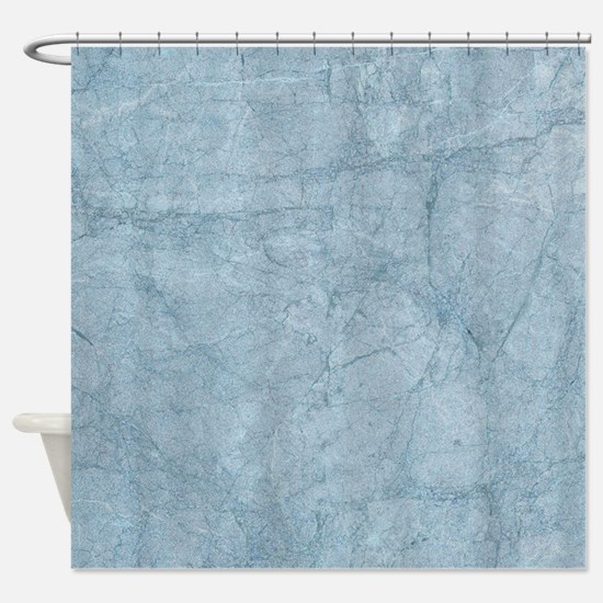 Glacial Fantasy Shower Curtain