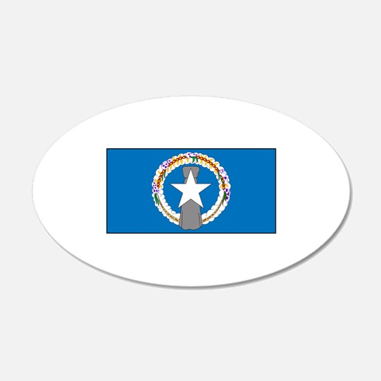 Northern Mariana Islands Wall Decal