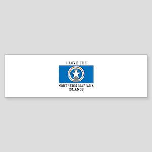 Northern Mariana Islands Bumper Sticker
