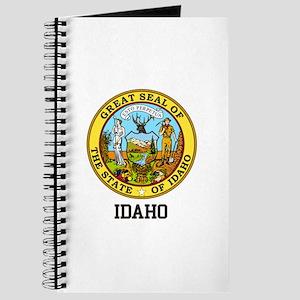 Idaho State Seal Journal