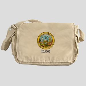Idaho State Seal Messenger Bag