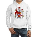 Whittle Family Crest Hooded Sweatshirt