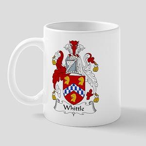 Whittle Family Crest Mug