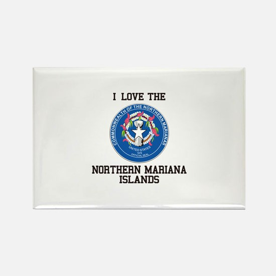 Northern Mariana Territory Magnets