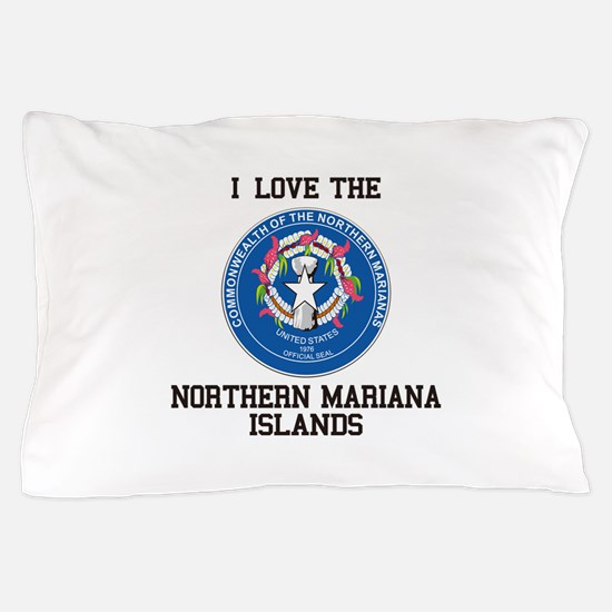 Northern Mariana Territory Pillow Case
