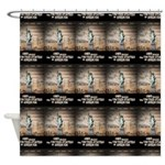 Battle For Religious Liberty Shower Curtain