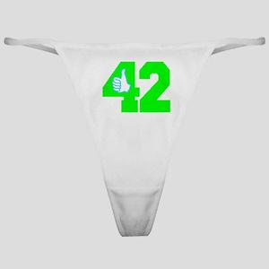 42 Classic Thong