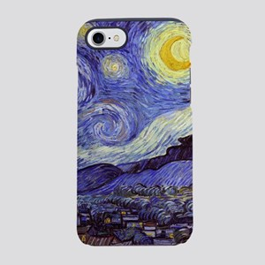 Vincent Van Gogh Starry Night iPhone 7 Tough Case