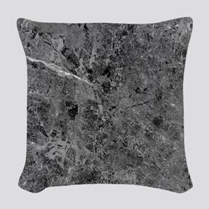 Blackstone Cracking Woven Throw Pillow