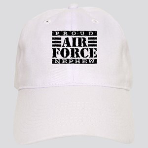 Proud Air Force Nephew Cap