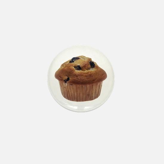 Blueberry Muffin Mini Button