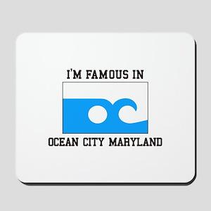 Ocean City, Maryland Mousepad