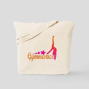 Gymnastics! Tote Bag
