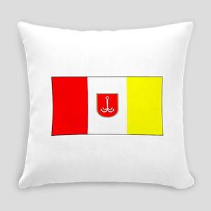 Odessa, Ukraine Flag Everyday Pillow