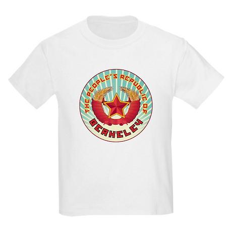 People's Republic of Berkeley Kids Light T-Shirt