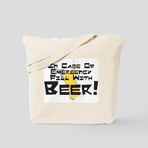 Beer Lovers Tote Bag