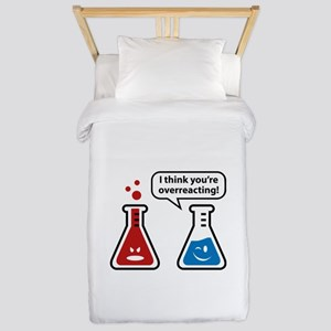 I Think You're Overreacting! Twin Duvet
