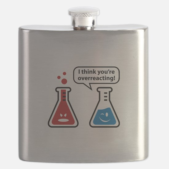 I Think You're Overreacting! Flask