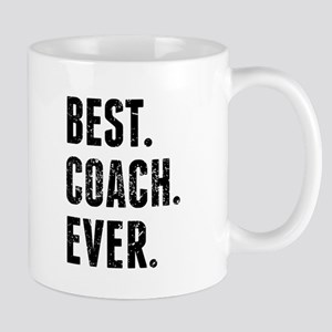 Best Coach Ever Mugs