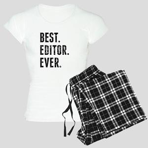 Best Editor Ever Pajamas