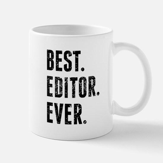 Best Editor Ever Mugs