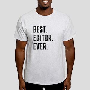 Best Editor Ever T-Shirt